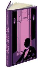 THE GREAT GATSBY ~ F SCOTT FITZGERALD ~ LONDON FOLIO SOCIETY ~ NEW ILLUS GIFT ED