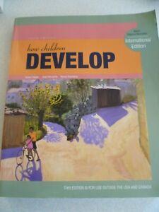 How Children Develop: International Edition, Eisenberg, Nancy, DeLoache, Judy S.