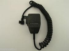 GE MVS Two Way Radio Microphone 19B801398P4 (REV.A)