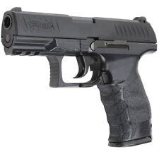 Walther PPQ m. Metallschlitten Springer 6mm BB schwarz Softair Pistole Airsoft