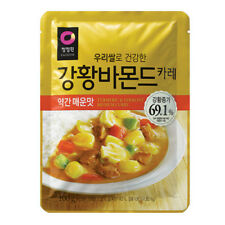 chungjungone Turmeric & Vermont Curry - Hot 100g K-FOOD