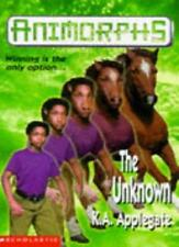 The Unknown (Animorphs),Katherine Applegate