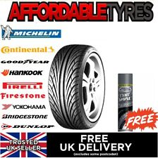1x 1758014 88T INFINITY H200 7.6MM TREAD PART WORN 175 80 14 175/80/14