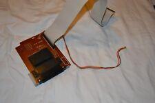 Memory Card Board (KLM-1264B), mit Kabel, für Korg M1 Tastatur.
