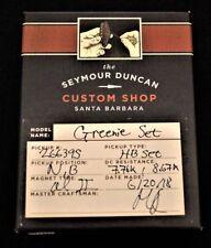 Seymour Duncan Greenie Set (Custom Shop)