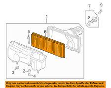 PORSCHE OEM 01-05 911 Engine-Air Cleaner Filter Element 99611013171