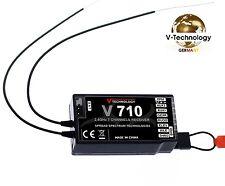 Per DSMX dsm2 Spektrum v710 Ricevitore Receiver 7ch. circa 1700m Top Performance g152