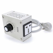 4000W Motor Speed Controller to Lathe Machine Drilling Milling Sanding Polishing