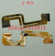 "2PCS/ ""FP-625"" NEW LCD Flex Cable For Sony DCR- HC37E HC38E HC45E HC47E HC48E"