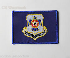 THUNDERBIRDS EMBROIDERED PATCH SEW OR IRON ON 2 X 3 INCHES