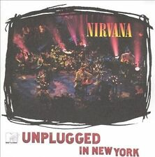 NIRVANA MTV Unplugged In New York CD BRAND NEW