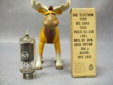 RCA 6AK6 Vacuum Tube US Navy Packed 5/1962