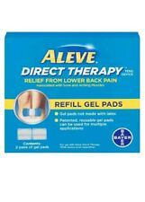 Aleve Direct Therapy Refill Gel Pads 2Ct - EXPIRES 09/2019
