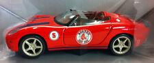 BOSTON RED SOX FLEER DIE CAST JAGUAR CAR AUTO 1:24 NOMAR GARCIAPARRA XK 180