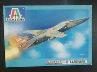 F - 111, A, Ardvark, taktischer Jagdbomber, Italeri, Scale:1/72, Kit: 1232