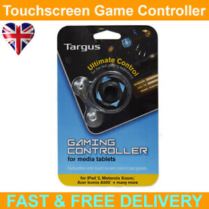 Touchscreen Gaming Controller Single - works with all touchscreen tablets/phones