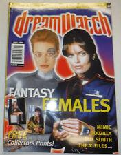 Dreamwatch Magazine Mimic & Godzilla July 1998 033115R2