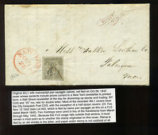 Scott #40L1 City Despatch Post Local Stamp On Nice Cover (Stock:40L1-2)