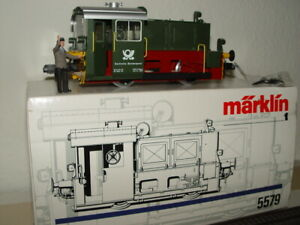 Mä. 5579 Spur 1 Diesellok KÖF -DEUTSCHE-BUNDESPOST-