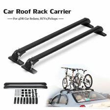 Universal Car Roof Rack Crossbars Cross Bar Luggage Carrier For Bike/Kayak/Cargo