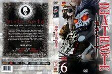 DVD 'Death Note' DVD 6 Episodi 21/22/23/24 ITA Nuovo Sigillato Uncut Edition