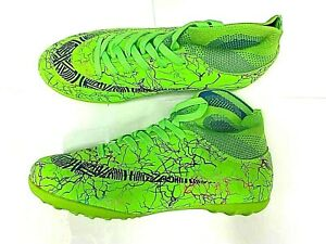 Football boots green shoes outdoor indoor sneakers Mens football shoes