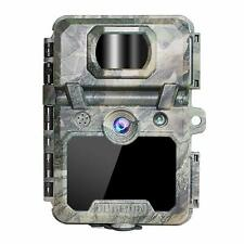OUDMON Trail Game Camera 30MP 1080p 30fps FHD Waterproof IP67 Hunting Wildlife