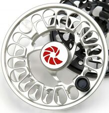 NEW SPARE SPOOL FOR NAUTILUS NV-G 9/10 WEIGHT FLY REEL SILVER FREE US SHIPPING