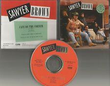 SAWYER BROWN Cafe on the Corner 1992 USA PROMO Radio DJ CD single CURBD1023