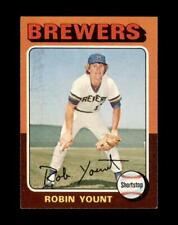 1975 Topps Set Break #223 Robin Yount EX-EXMINT *GMCARDS*