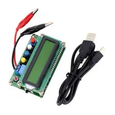 Digital LC100-A LCD High Precision Inductance Capacitance L/C Meter Tester UK