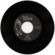 "JACK McVEA  ""WINO c/w WINE-O""  2 STORMING, SWINGING R&B MOVERS   LISTEN!"
