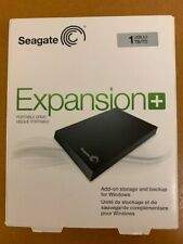 Seagate Expansion 1TB USB 3.0 Portable Drive