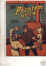 THE PHANTOM(NZ)    No  54  1953  G/VG   CONDITON