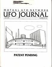 MUFON UFO Journal May 1995 #325 Roswell Do Grays Have Progeria?