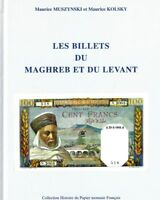 Les billets du Maghreb et du Levant , Gadoury