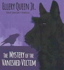 The Mystery of the Vanished Victim  (Ellery Queen, Jr., Mysteries)-ExLibrary