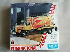 SEALED in BOX Vintage ERTL International Paystar Mixer #8027 Blueprint Replica