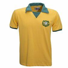 Australia 1974 Retro League Shirt Vintage Soccer Football Jersey