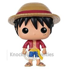 POP Anime: One Piece - Luffy Vinyl Collectible Action Figure Toy