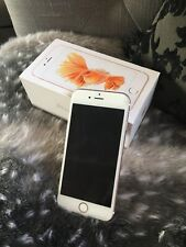 iPhone 6s rose gold 32g