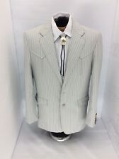 Western Suits Blazer Coat Long Cowboy Rancher Suit 40 CLOSE OUT AND NO TAX SELL