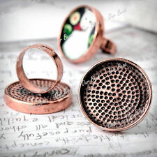 Copper Craft Jewellery Ring Blanks