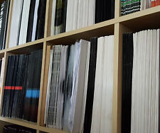 "Techno Minimal & Tech House 12"" Job Lot Vinyle Bundle DJ RECORD collection NEUF 2"