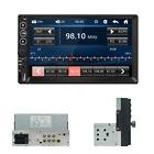 Car Multimedia Mp5 Player Bluetooth 7in Radio Stereo Audio Usb Tf Fm Dash Parts