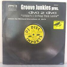 "Diva 2 Diva – Didn't I Bring You Love (Vinyl 12"", Maxi 45 Tours)"