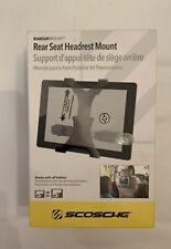 Rear Car Seat Headrest Mount - SCOSCHE - Pads & Tablets - Black