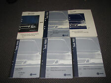 One Saab factory shop manual from this collection.