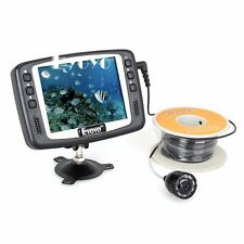 "Eyoyo 15M Fish Finder Fishing 1000TVL Underwater Camera DVR Len 3.5"" HD Monitor"