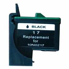 Reman ink Cartridge for Lexmark 17 use in Z640 LA LV, Z645, Z647 LA LV (Black)